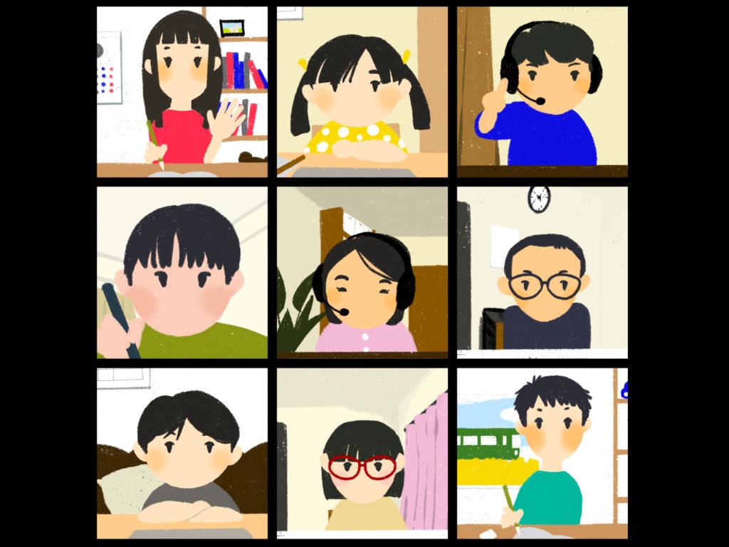 子供が英語を話せるようになるオンライン英会話の使い方~トリリンガル育てた体験&15校のオンライン英会話体験から考察